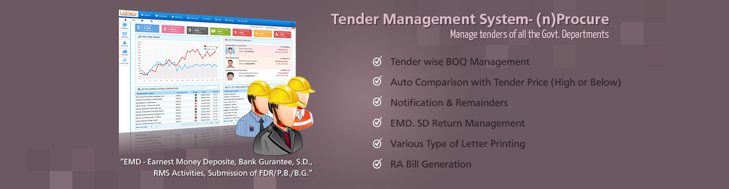 Tender Management System- (n)Procure