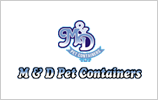 M & D Pet Containers