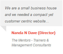 Nanda N Dave (Director) - The Mentors - Trainers & Management Consultants