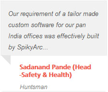 Sadanand Pande (Head -Safety & Health)